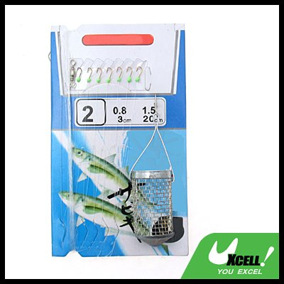 Fishing Accessories Clawler Harness (0.8cm) String Line
