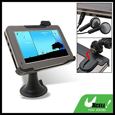 "4.3"" Portable Touch Screen Car GPS Navigation System"