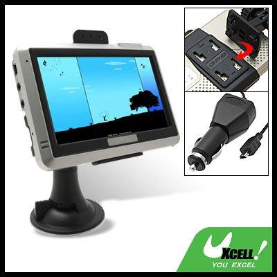 """Slim 4.3"""" Car GPS Global Positioning Navigation System"""
