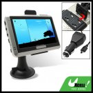 "Slim 4.3"" Car GPS Global Positioning Navigation System"