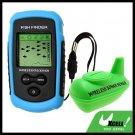 Portable Wireless Sonar  Fishing Fish Finder Fishfinder