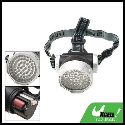 Powerful 60 White LED Headlight Fishing Headlamp Light