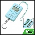 Portable Fishing Luggage Digital Hanging Scale with Hook