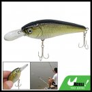 Floating Fishing Lure Fish Bait With Triple Hooks