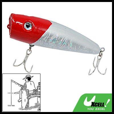 Triple Tackle Hooks Style Vintage Fishing Fish Lure Bait