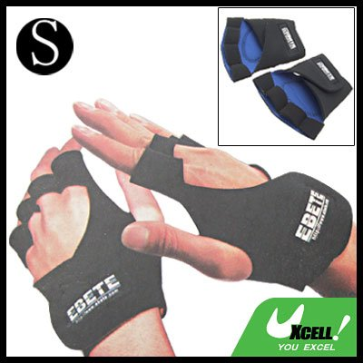 Pair Body Glove Anti-Slip Sports Gloves Protector Small