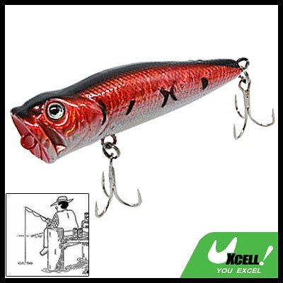 7cm Fishing Lure Crank Bait Topwater Poppers