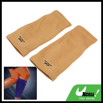 Elastic Sports Crus Wrap Support Brace Protector 2PCS