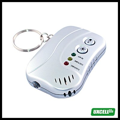 Portable Alcohol Breath Analyser Tester Breathalyzer CB - 200