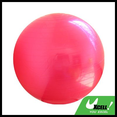 Fitness Exercise Yoga Gym Ball -- Pink@