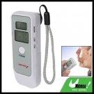 Digital Alcohol Breathalyzer Breath Tester w/LCD Clock
