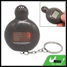 Mini Digital Alcohol Breath Tester Analyzer Keychain