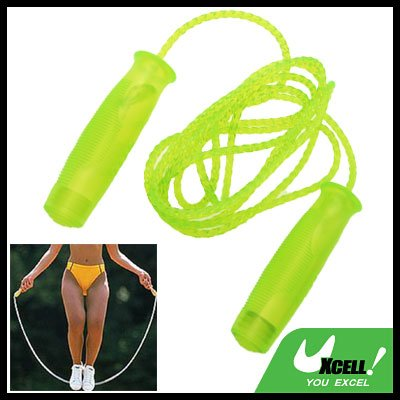 Sports Exercise Training Crystal Kelly Plastic Jump Skipping Rope