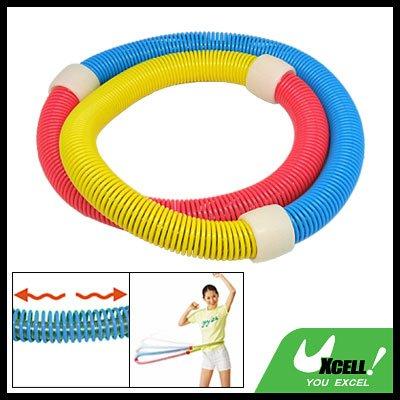 Flexible Spring Sports Exercise Body Building Hula Hoola Hoop