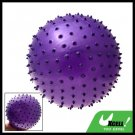 Purple Body Muscle Exercise Massage Ball Massager 7.5""