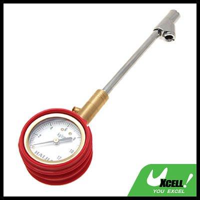 Dial Type Tire-pressure Gauge Garage Tool