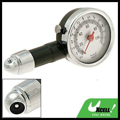 Tire Gauge Meter Car Dial Pressure Tyre Measure-Metal
