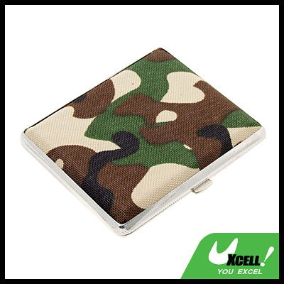 Camouflage 18 Cigarettes Case Holder