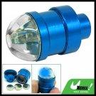 Blue Bike Car Tyre Valve Stem Cap LED Sensor Flash Light Lamp (XB-512)