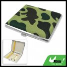 Mini Army Camouflage Design 18 Cigarette Case Holder