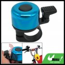 Mini Blue Black Columniform Bicycle Bike Bell