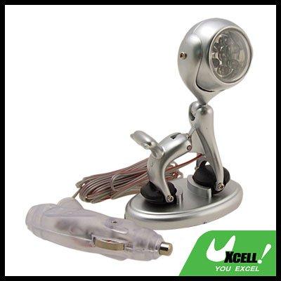 7 LED Auto Car Luxurious Decorative light Lamp