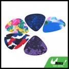 Colorful Plastic Guitar Picks
