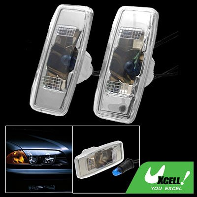 Two Super Bright Auto Car Exterior Side Marker Light Lamp (XB-213)
