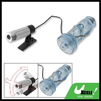 Car Auto Rotating Rotatable Colorful Flash LED Light Lamp GZ-077