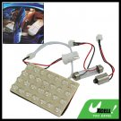28 LED Replacement Bulbs for Car Auto Interior Dome Light Lamp