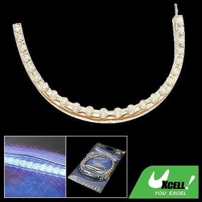 Crystal Flexible Tube 24 Blue LED Ca