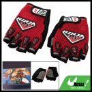 Netty Sports Half-Finger Mountain Bike Driving Gloves XL