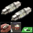 Vehicle Signal Lights Bright White LED Auto Car Lamp Light