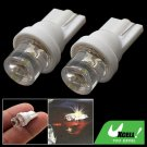 2 pcs Auto Car LED 12V Vehicle Signal Lights Lamps