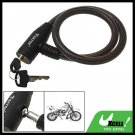 Vault Coil Cable Bike Lock and Keys (12mm Dia x 650mm)