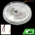White Neon Light Interior Roof Lamp for DC 12V Car Auto