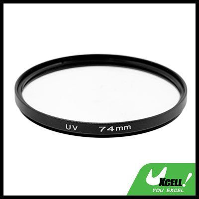 74mm UV Filter Lens for Nikon Canon Olympus