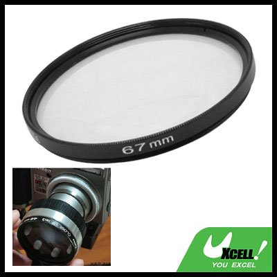 67mm +4 Close-up Attachment Lens f1000mm Filter for Nikon Canon Camera