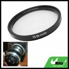 Close-up Attachment 55mm Lens f500mm Filter +2 for Nikon Canon Camera