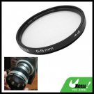 55mm +4 Close-up Attachment Lens f1000mm Filter for Nikon Canon Camera