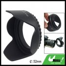 52mm Flower Camera Lens Hood for Sigma Canon Nikon Olympus