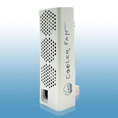 Cooling Fan System for  XBOX 360 - White