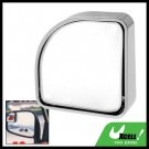 Wide Angle Convex Blind Spot Car Mirrors Silvery
