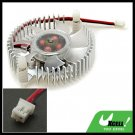PC VGA Video Card Heat sinks Cooler Cooling Fan