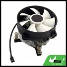 Aluminium Cooling CPU Fan For Intel
