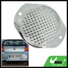 Single White Bee Eye Car Reflector (HL-6070)