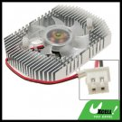 VGA Video Card Heatsinks Cooler Cooling Fan