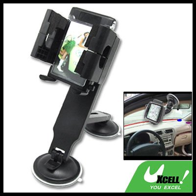Car Mount Mobile Phone PDA GPS Holder with Photo Frame