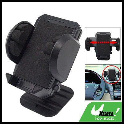 Car Dashboard Vent Mount Holder for MP4 PDA Cell Phone