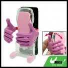 Big Hug Adhesive Cell Phone Holder for Car Desk Headboard (AC-136)